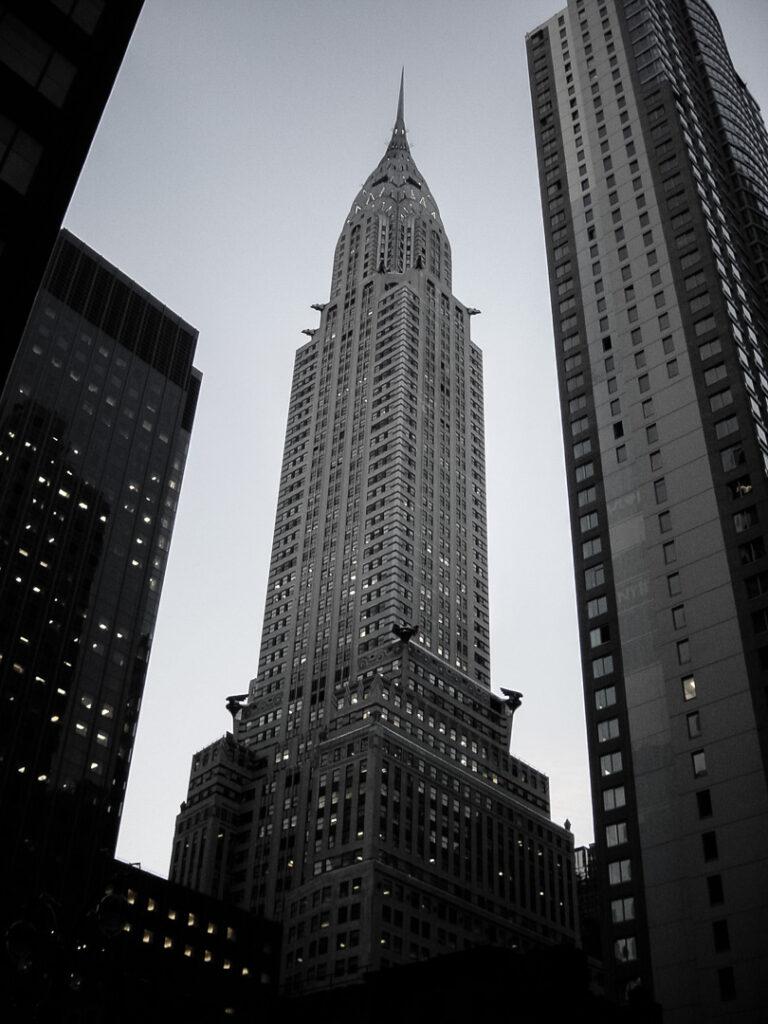 Chrysler Building, New York, 2001