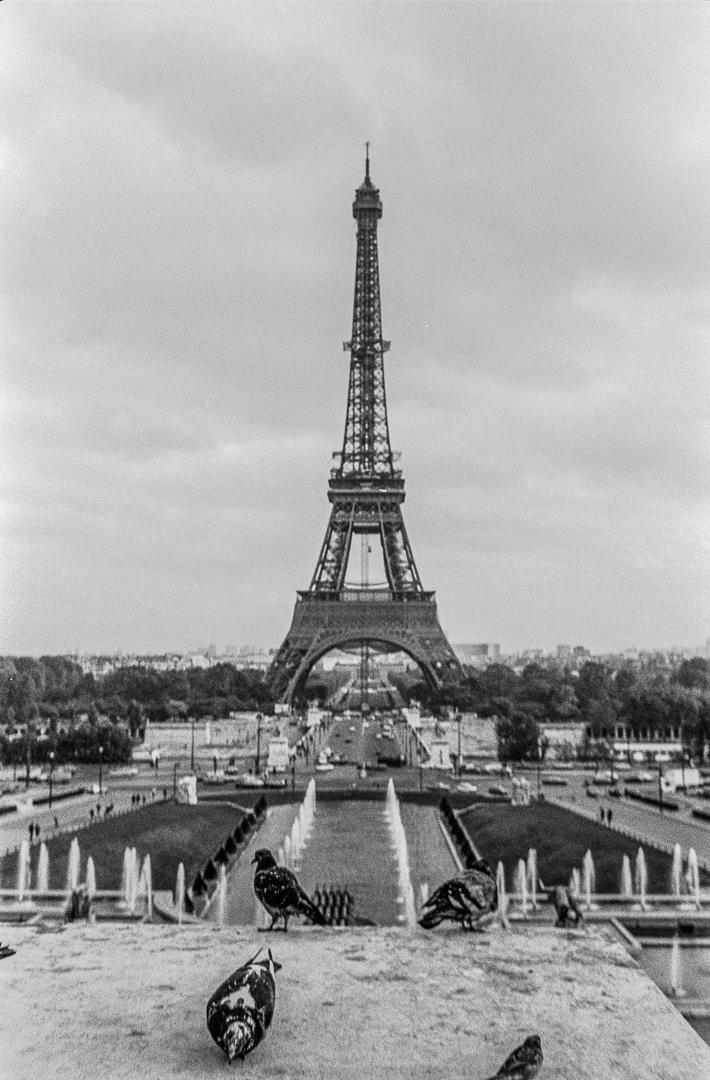Paris, septembre 1983.