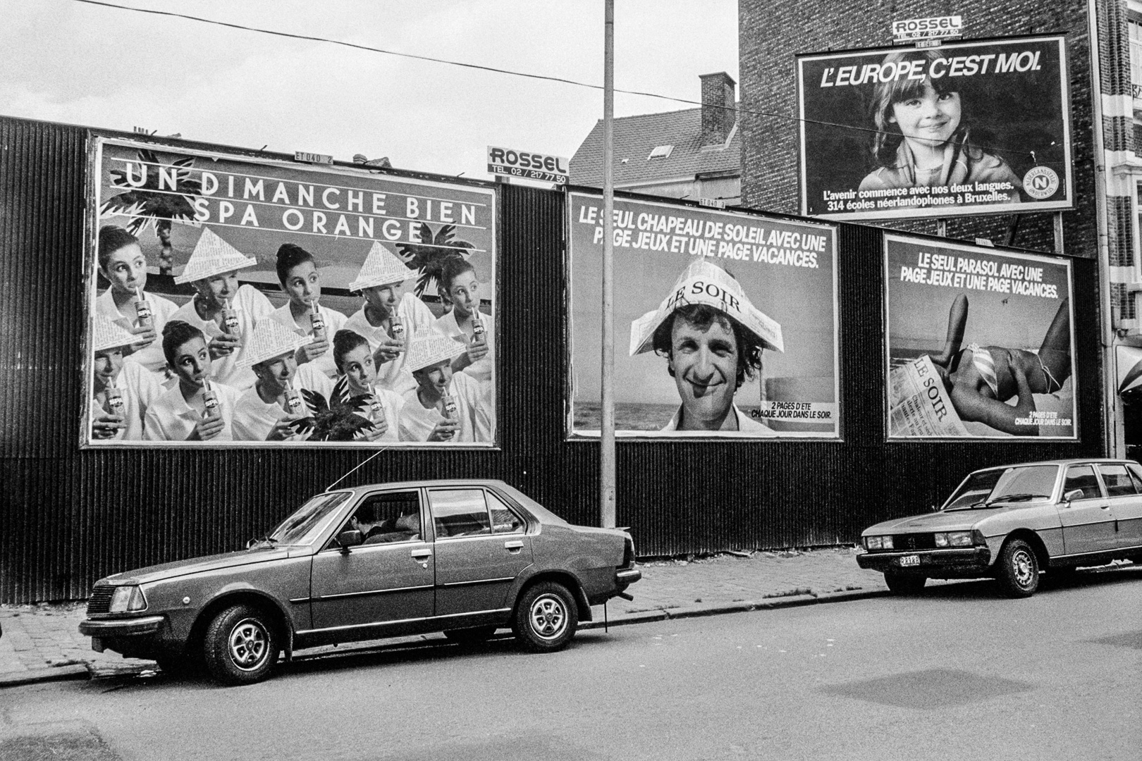 Bruxelles, 1984.