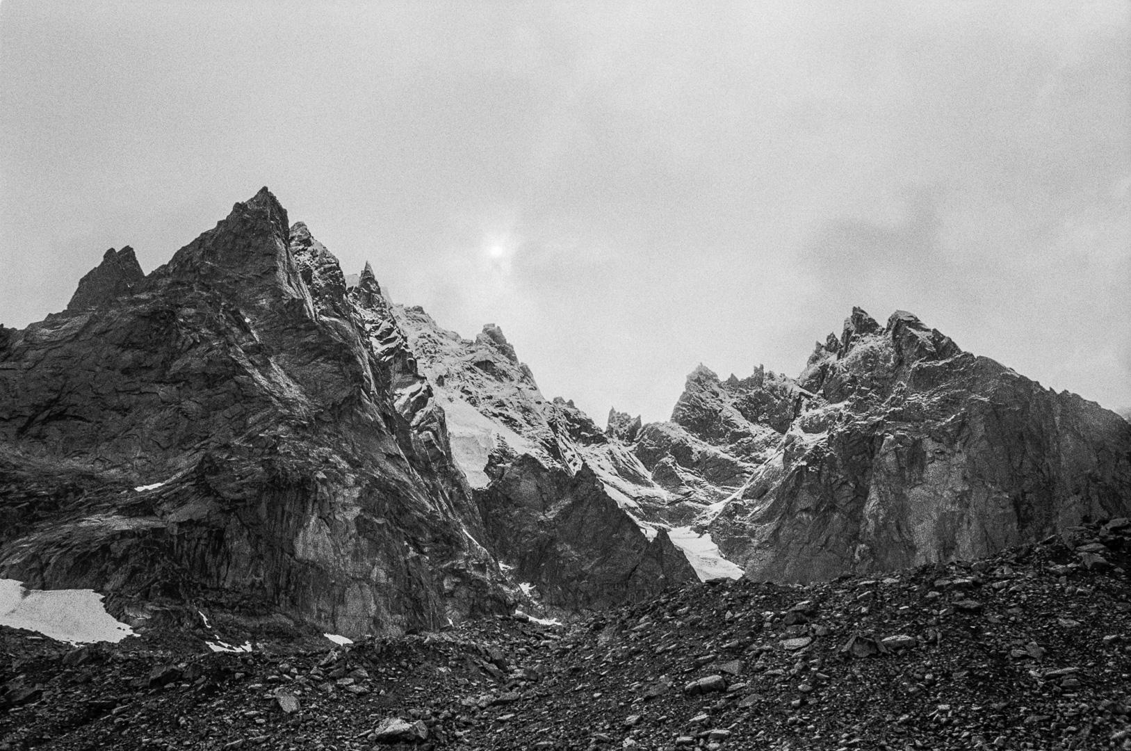 Les Alpes, 1984.