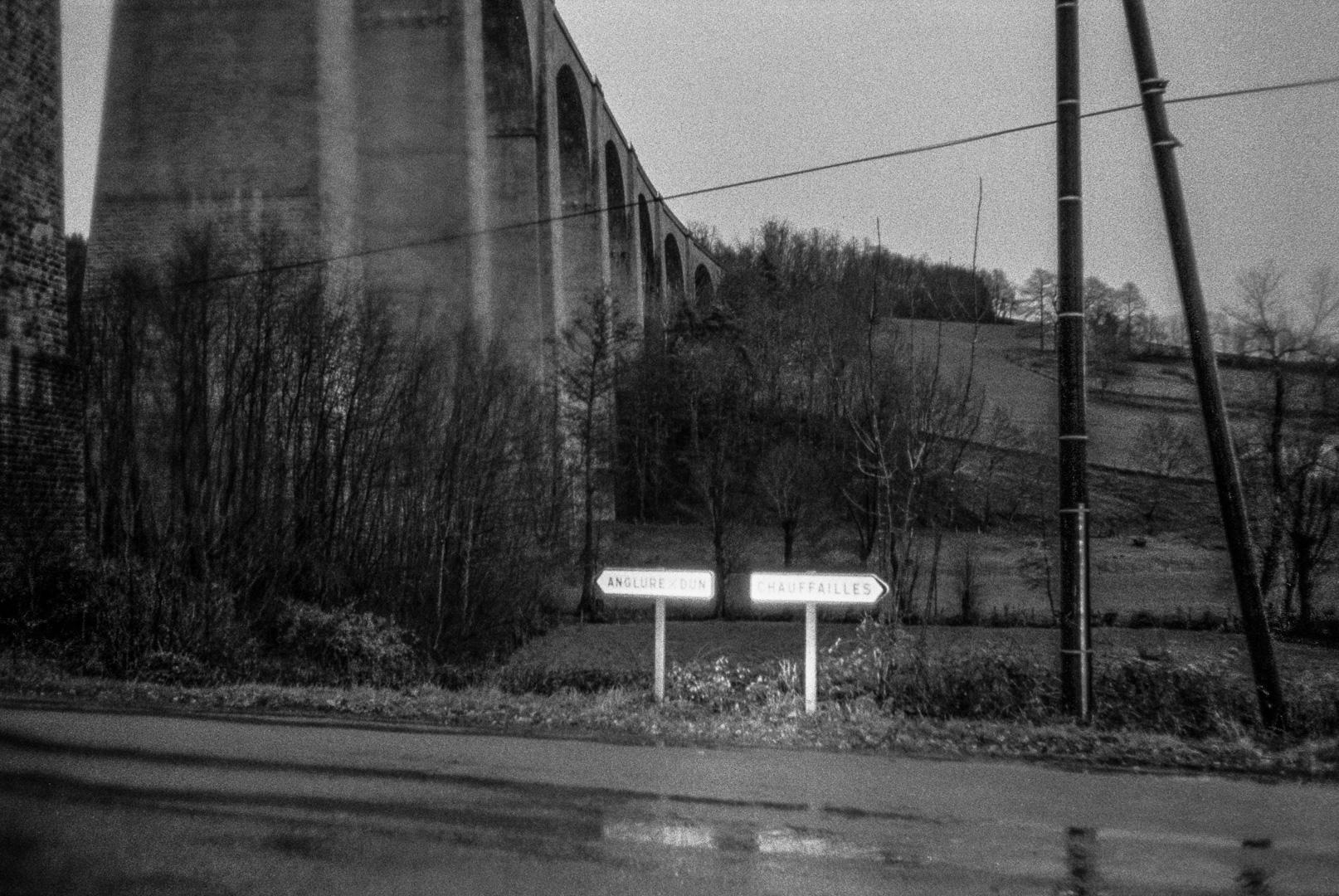 Bourgogne, décembre 1985.